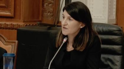 Violeta Alexandru: Vom sprijini persoanele vulnerabile, fără venituri; nu-i putem lăsa pe aceşti oameni în situaţia de a nu avea ce să mănânce