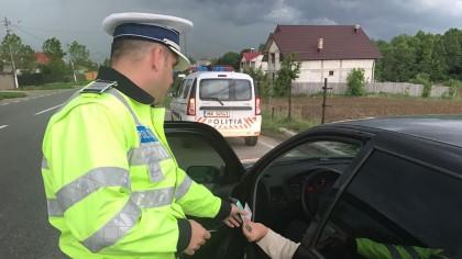 Vrancea: Angajat al DSP – depistat de poliţişti la volan sub influenţa băuturilor alcoolice