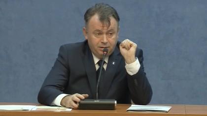 Ministrul Sănătății, Nelu Tătaru, a spus, vineri, că, în România, sunt trei focare de infecție