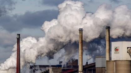 Un nou val de poluare excesivă în Bucureşti