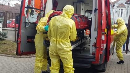 Centrul de Dializă Alba Iulia, unde au fost depistate pozitiv 8 persoane cu noul coronavirus, a fost amendat cu 30.000 de lei