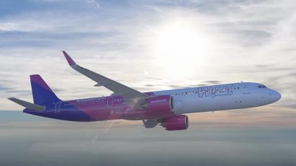 Compania aeriană Wizz Air a anunțat, duminică, suspendarea rutelor între România și Marea Britanie, Elveția și Olanda