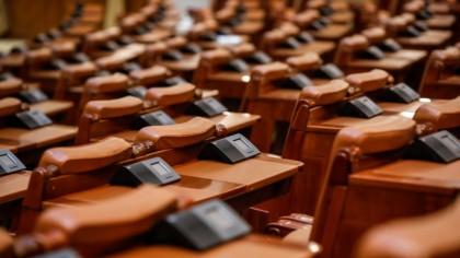 Legea stării de alertă a fost votată de parlamentari